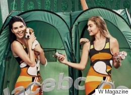 Kendall Jenner And Gigi Hadid Are Victims Of Major Photoshop Fail