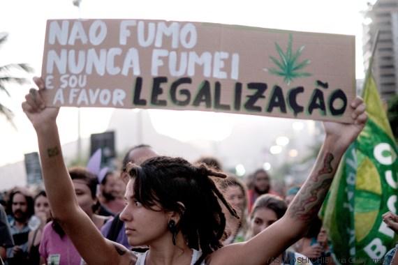 brazil marijuana