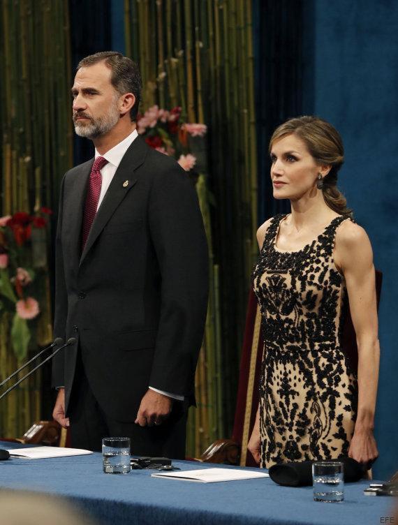 letizia premios princesa 2016