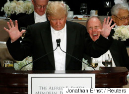 So, Trump Managed To Get Booed At A Charity Dinner