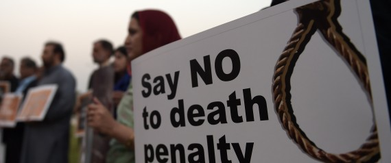 DEATH PENALTY PAKISTAN