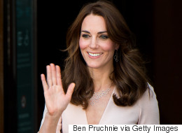 Kate Middleton Handles Fame Very Differently Than Princess Di