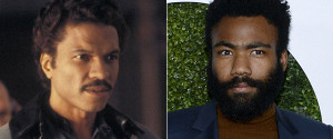LANDO CALRISSIAN DONALD GLOVER