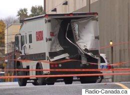 Vol d'un camion Garda: un suspect arrêté