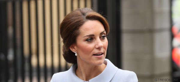 Kate Middleton sorprende a los pasajeros de un avión