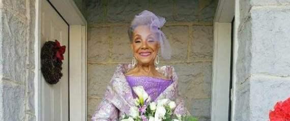yearold grandma wedding dress