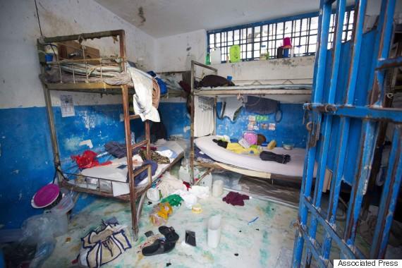 haiti prisoners