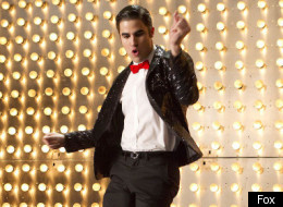 Glee Michael Jackson Episode Darren Criss