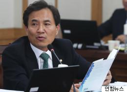 김진태가 '백남기 영장' 집행 못하는 경찰청장에 사의를 요구했다