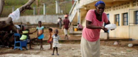 HAITI OURAGAN