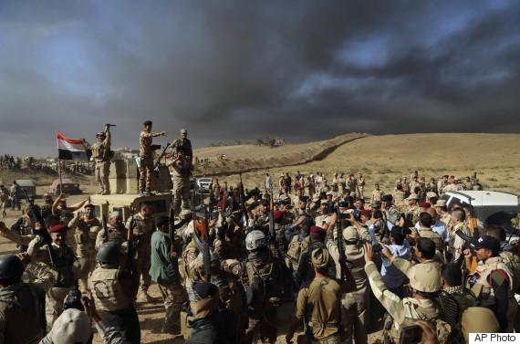 army iraq mosul