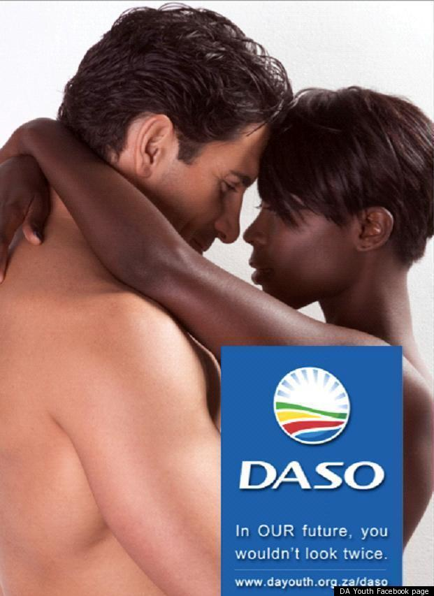 black and white dating in south africa