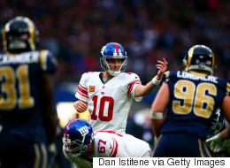 Four Key Takeaways From Giants-Rams At Twickenham