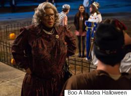Voici le film en tête du box-office nord-américain que vous devez voir à l'Halloween