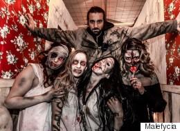 Malefycia: horreur, peur et frayeurs théâtrales