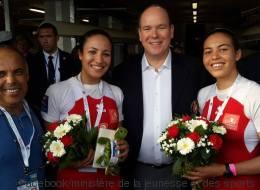 La Tunisie remporte la médaille de bronze en double aux championnats du monde d'aviron de mer