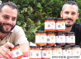 Amvrosia Gourmet: Ελληνικά προϊόντα μεσογειακής διατροφής με βάση το έξτρα παρθένο ελαιόλαδο