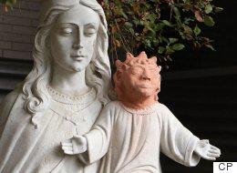 Ontario Baby Jesus Statue's Missing Head Returned