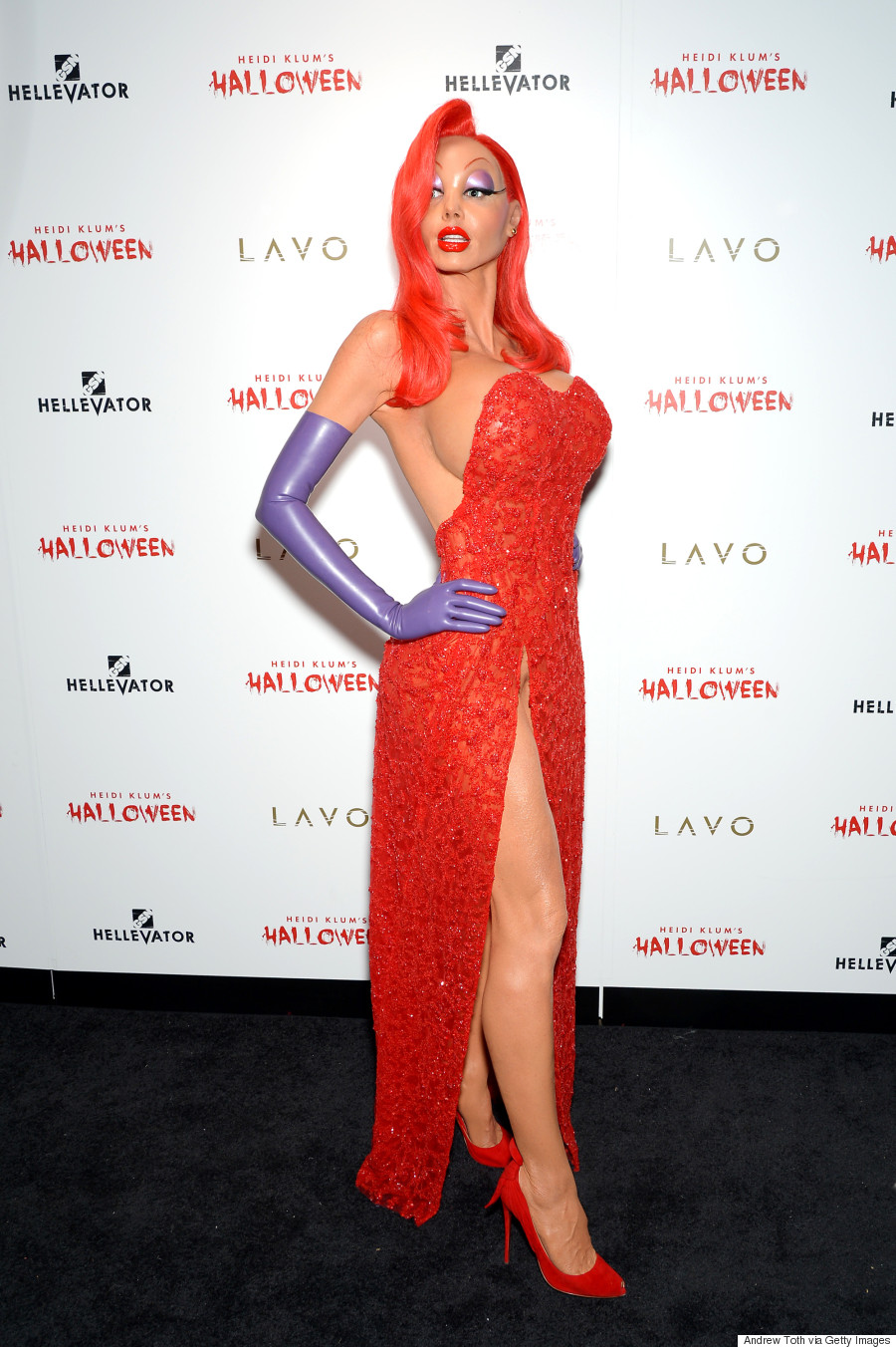 A Look At Heidi Klum's Best Halloween Costumes Throughout ...