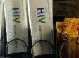 Test del VIH en máquinas expendedoras