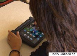 La tablette en classe, des résultats remarquables à l'École primaire L'Arpège
