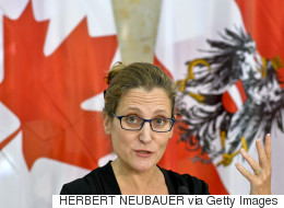 There's Still Hope For Canada-EU Trade Deal: Freeland