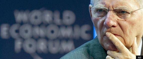 DAVOS 2012 DEBT CRISIS