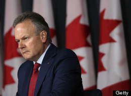 Stephen Poloz Says Four Words, And The Loonie Loses A Cent U.S.