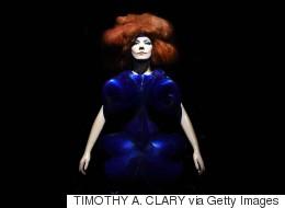 Björk performera au Cirque Éloize ce mardi à Montréal