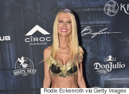 Des internautes s'inquiètent de la maigreur de Tara Reid en bikini