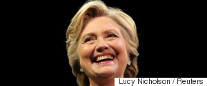 CLINTON SMILING