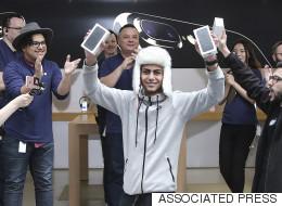 현재 가장 비싼 아이폰 기종은 아이폰7이 아니다