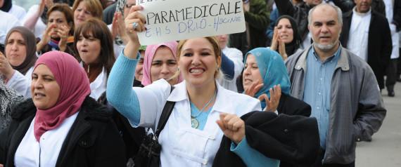 STRIKE ALGERIA