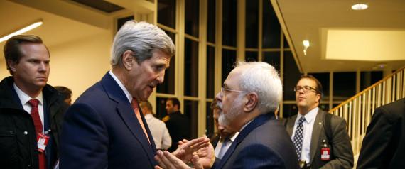 IRAN JOHN KERRY