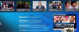 SITE WEB TVA
