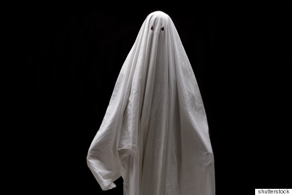 ghost sheet