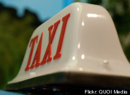 Red And White Cabs May Be D.C.'s Pick For Color Scheme