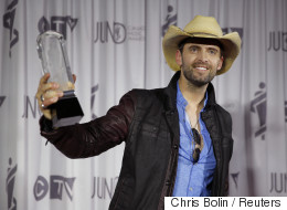 Country Star Dean Brody: 'My Failures Have Made Me Better'
