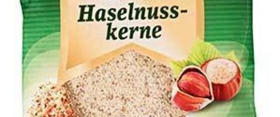 HASELNUESSE RUECKRUF VON ALDI NORD