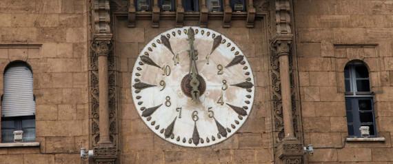 CLOCK MOROCCO