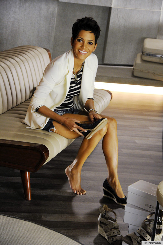Halle Berry 5th Avenue Shoe Line To Debut In March