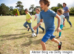 Ce que les enfants apprennent de la vie en faisant du sport