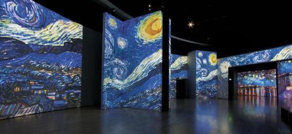 Entrate in un Van Gogh