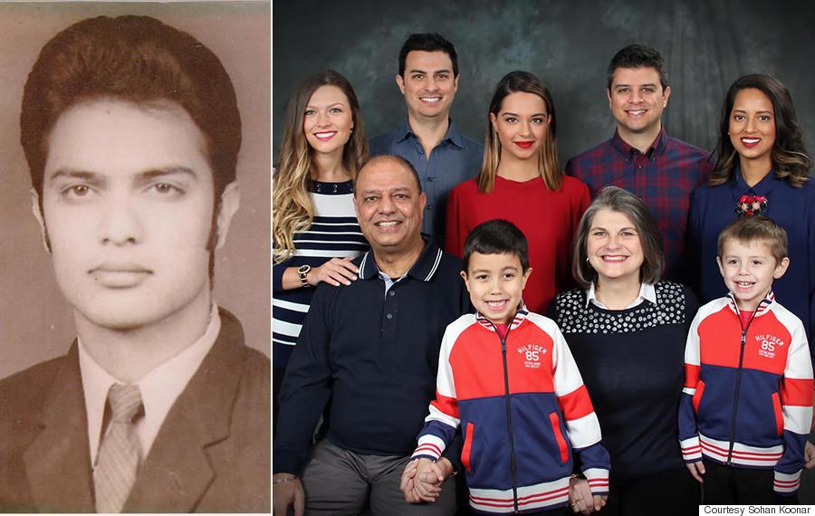 sohan koonar family