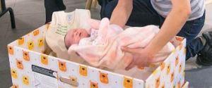 NUNAVUT BABY BOX