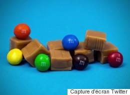 Chocolat et caramel fondant, la nouvelle saveur de M&M
