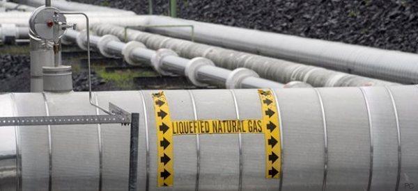 Projet Pacific NorthWest LNG: Ottawa poursuivi en justice