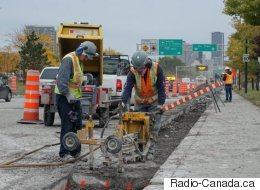 Montréal, ville des chantiers pour encore dix ans