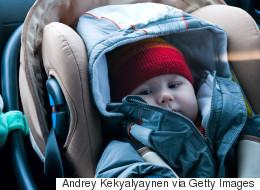 Cet hiver, votre enfant sera-t-il en sécurité dans votre voiture?