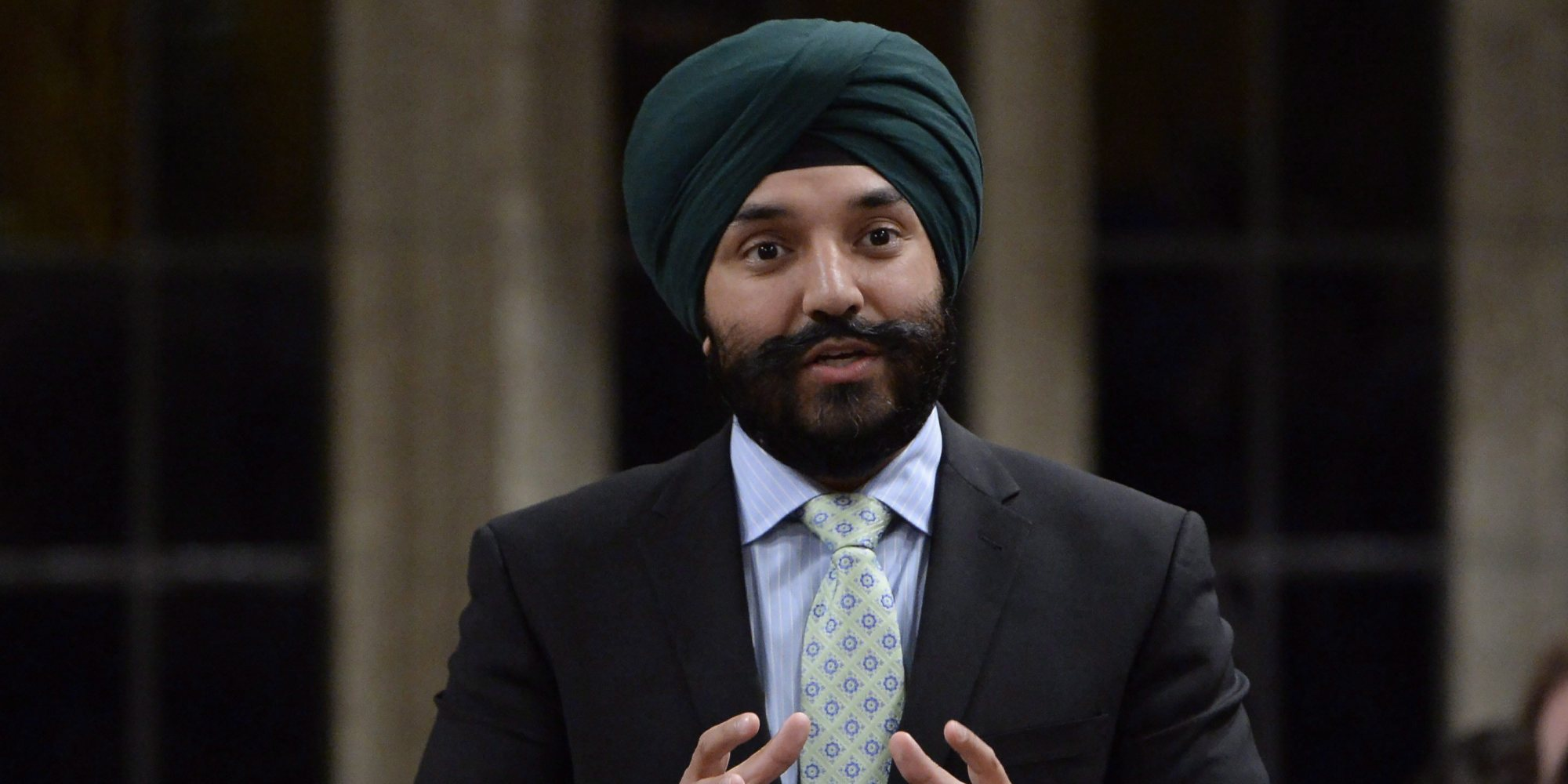 Liberals may set diversity targets if proposed bill doesn for Navdeep singh bains